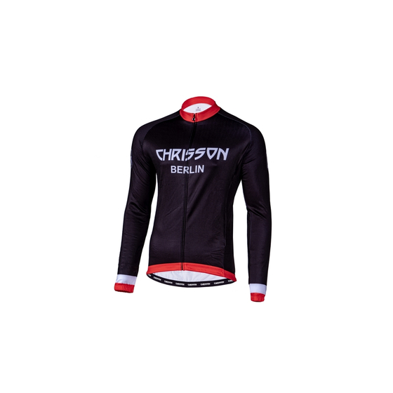 CHRISSON Essential Langarm Winter Fahrradtrikot