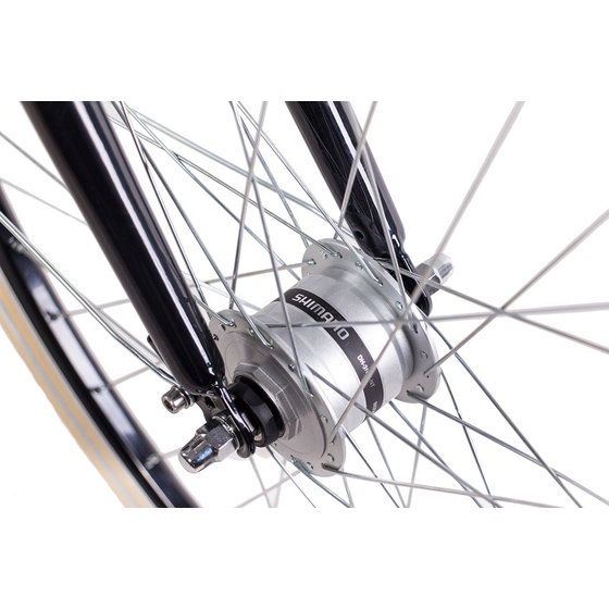 28 Cityrad Damenrad CHRISSON N LADY 3 Gang Shimano Nexus schwarz